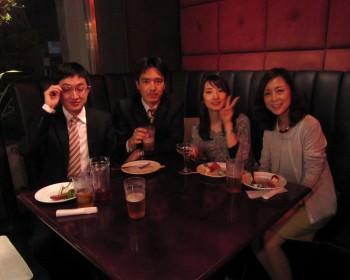 右からDr.森田、Dr.西山